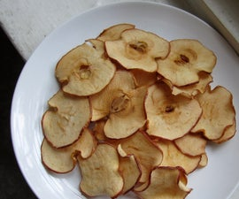 Baked Apple Chips!