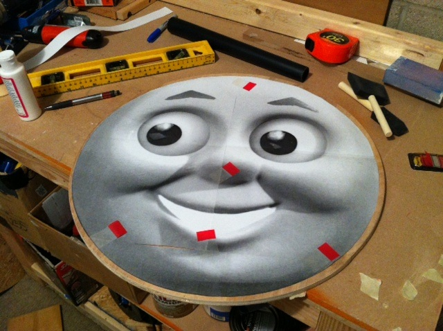 Picture of Thomas Face
