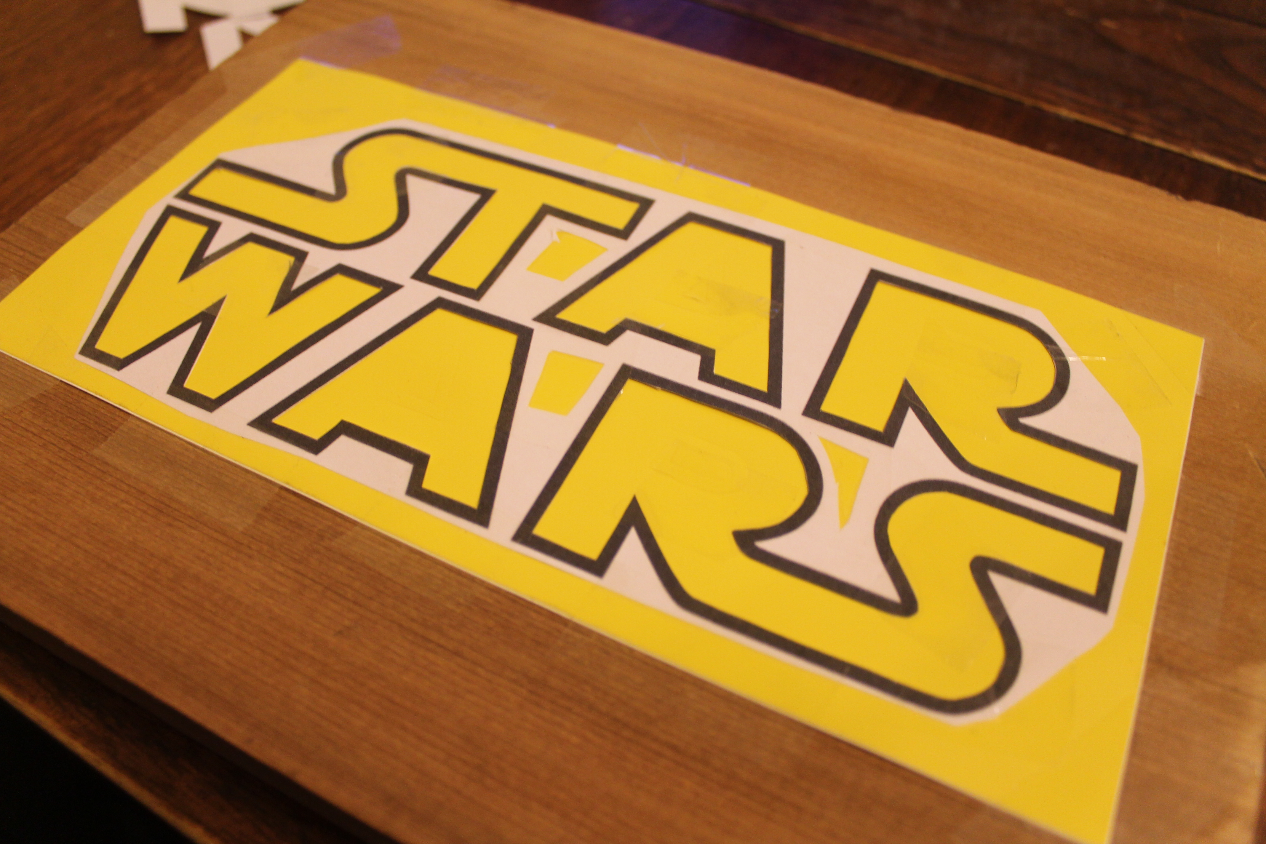 Picture of Carve Decals