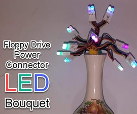 99¢ Foppy Power Connector LED Bouquet Jawn