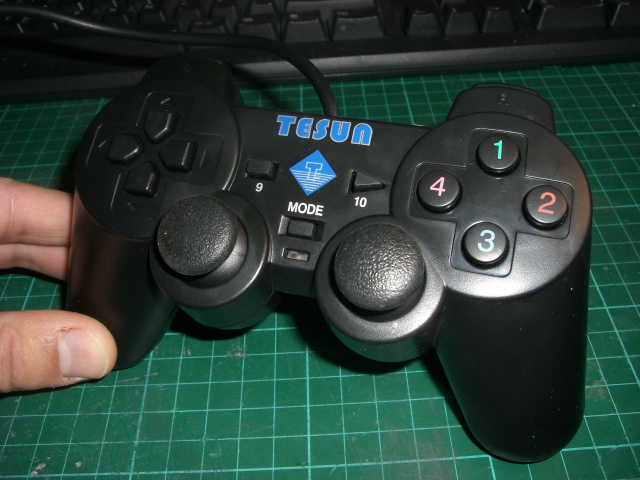 Picture of The Controller...