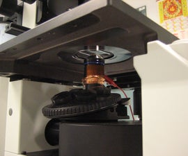 Objective heater