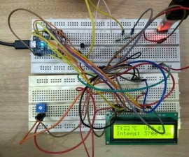 Solar Panel Monitoring Using Particle Photon