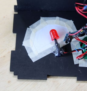 Attach Speaker and LEDs