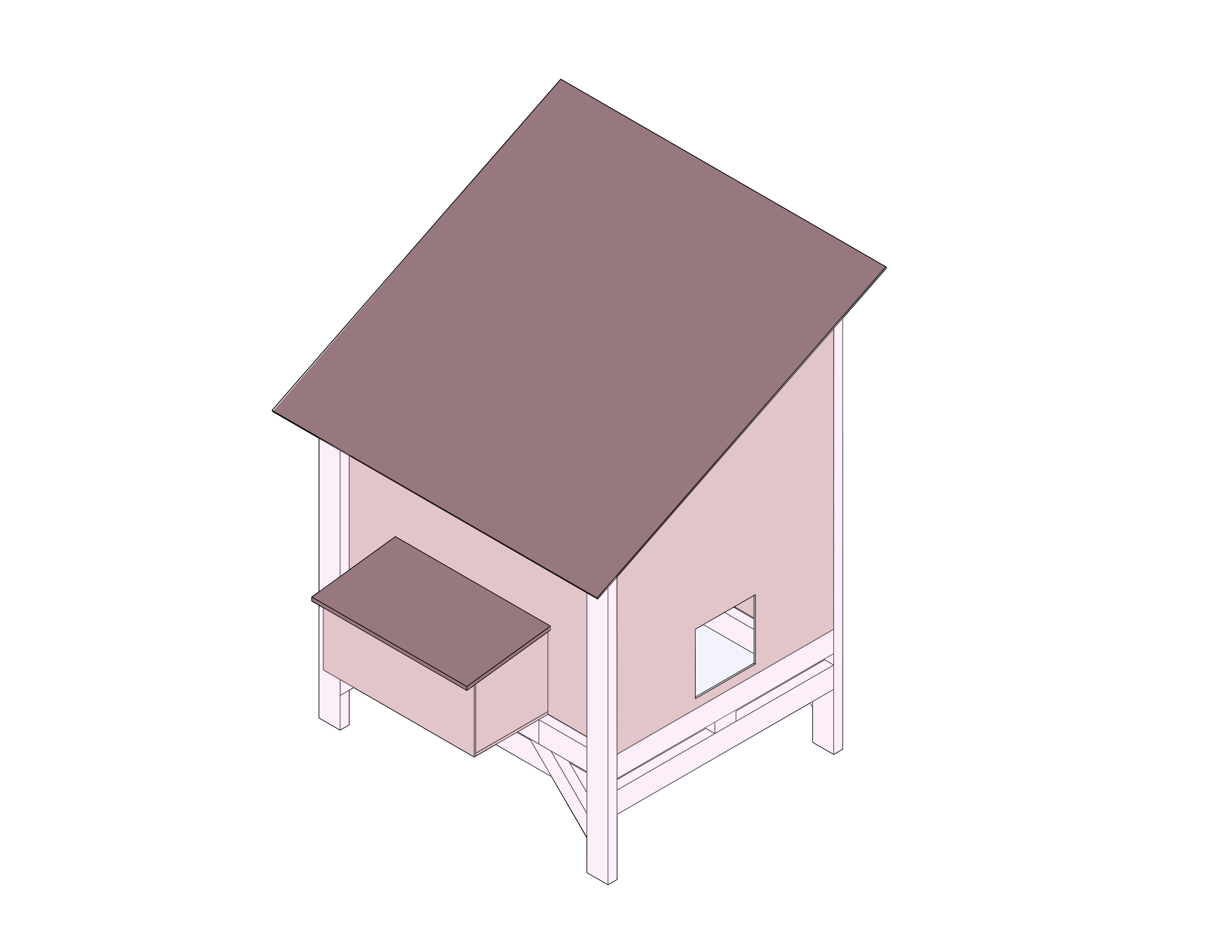 Picture of Automated Chicken Coop (with Drawer)
