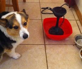 Cheap Doggie Fountain