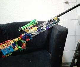 Knex K-Force AWP/L96 (kinda)