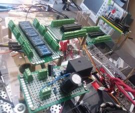 Wallace the Autonomous Robot Part 2 - Prepare for Sensors