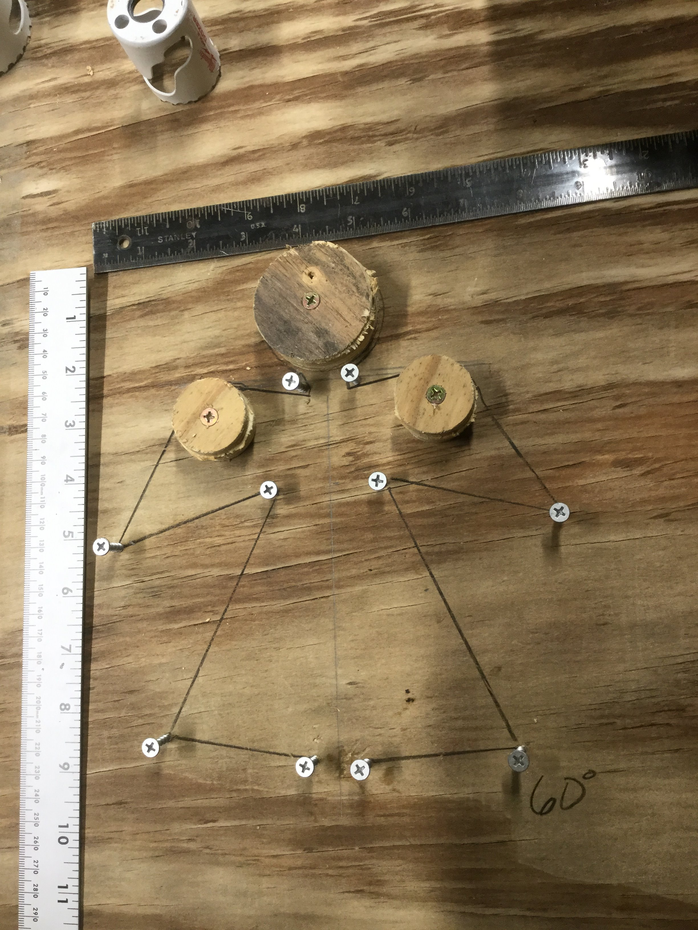 Picture of Step 3: Building the Jig