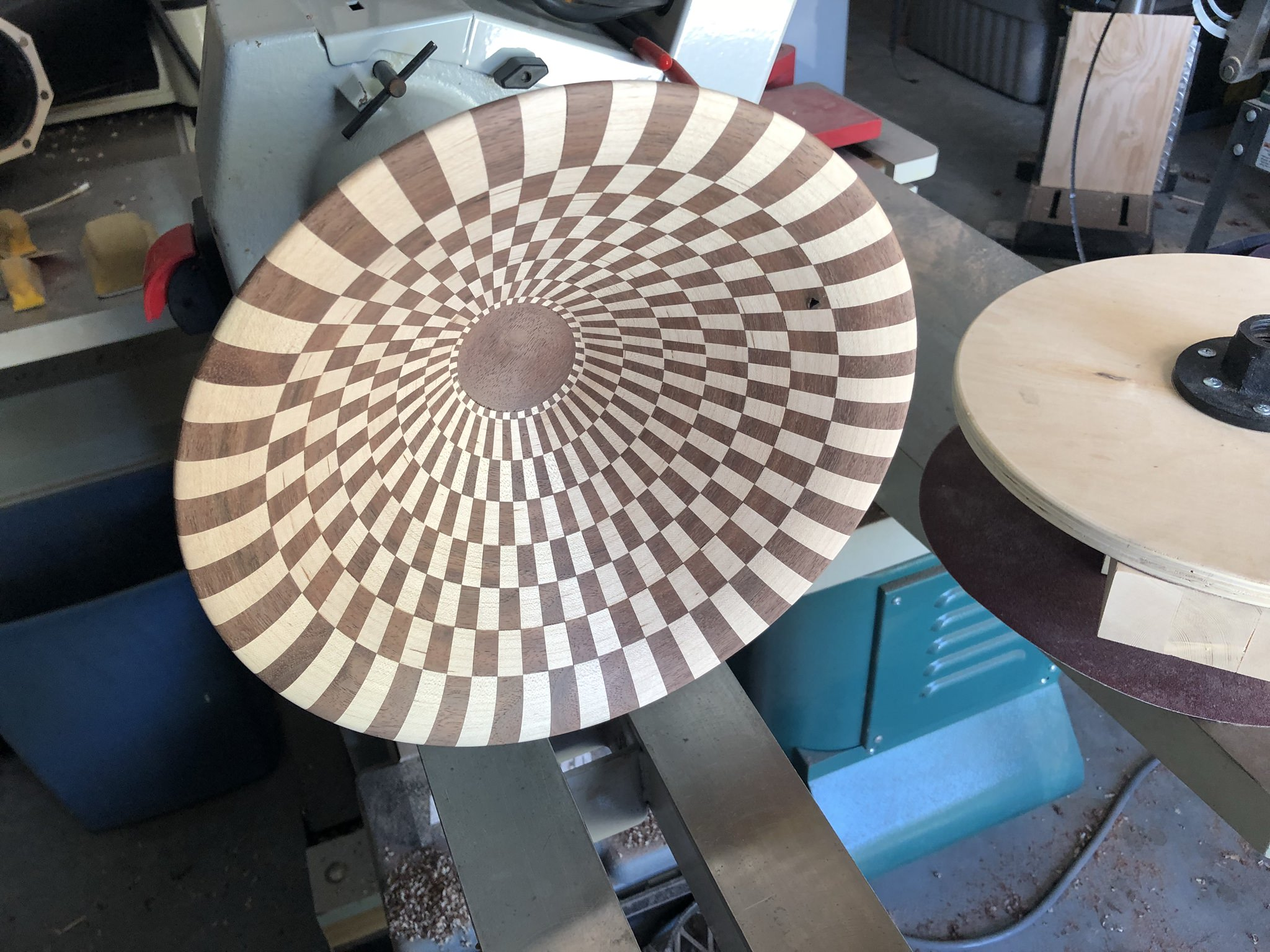 Picture of Final Shaping, Sanding and Finishing