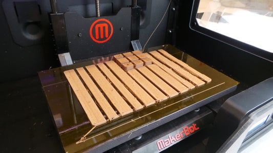 3D Printing the Pallet