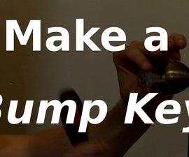 Make a Bump Key!