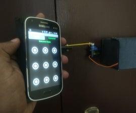 BT Pattern Door Lock - Android