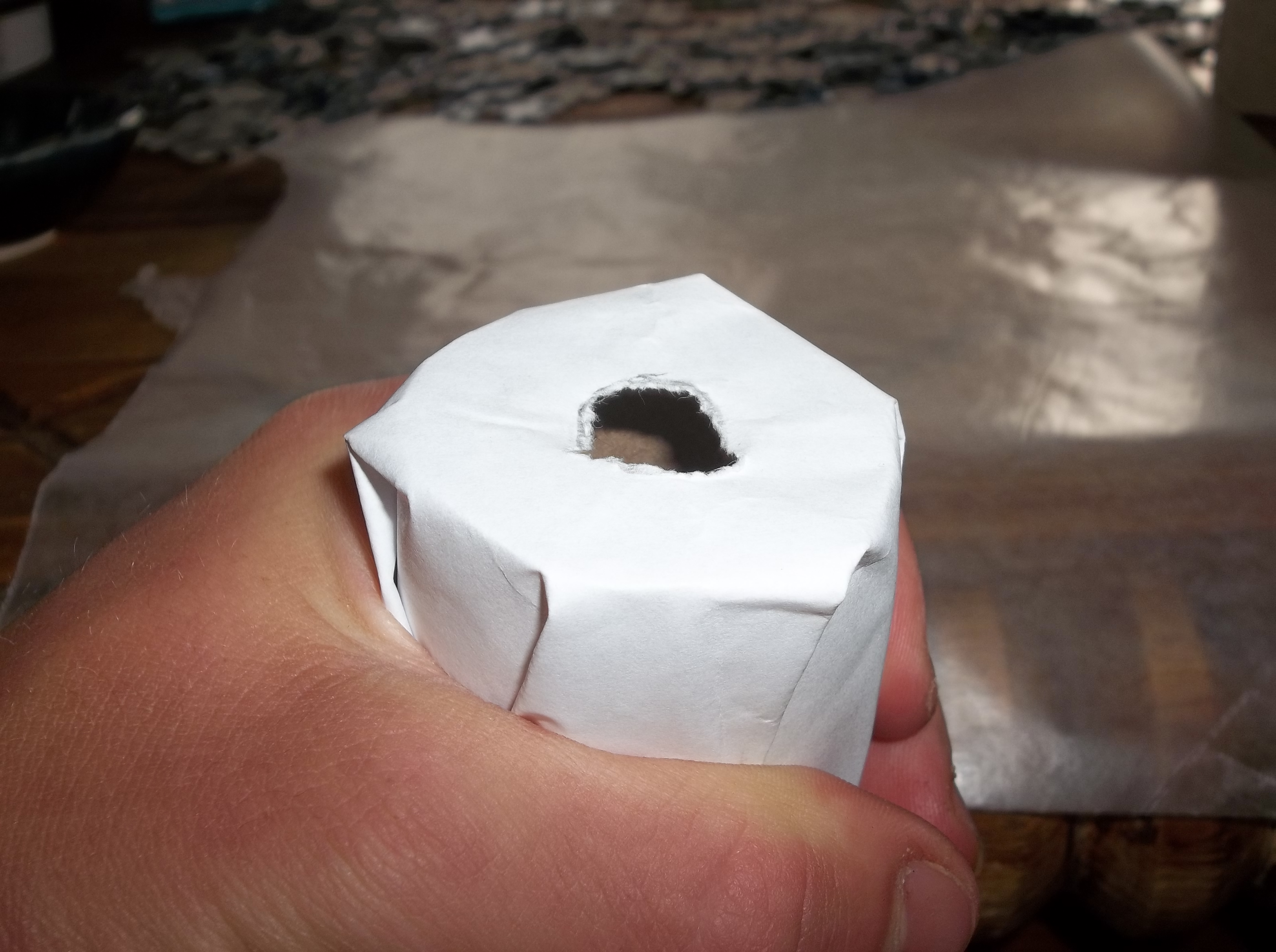 Picture of The End Piece
