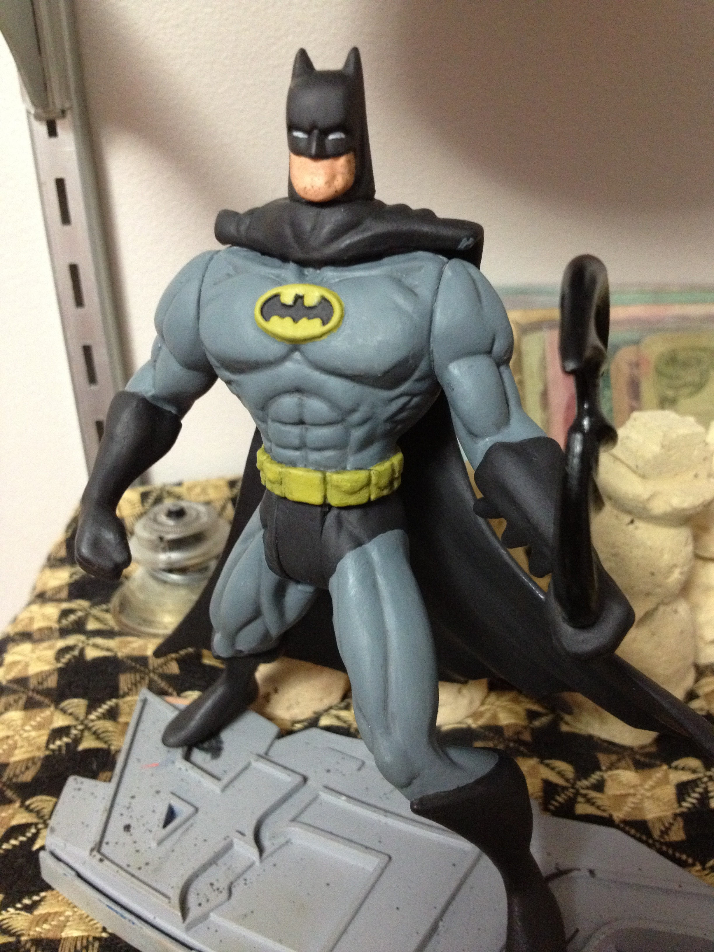 Picture of Painting Action Figures