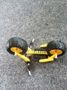 Lego Technic Moterbike