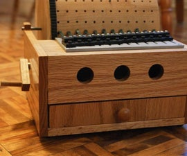Build a Programmable Mechanical Music Box