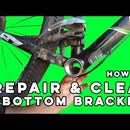 How to Repair, Clean & Replace a MTB Bottom Bracket.