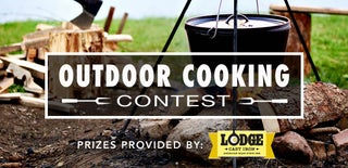 Outdoor Cooking Contest 2017