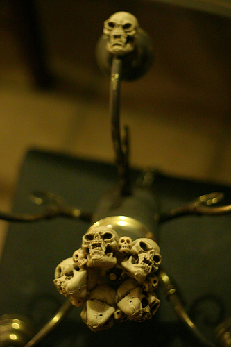 Picture of Add Decoration to the Chandelier