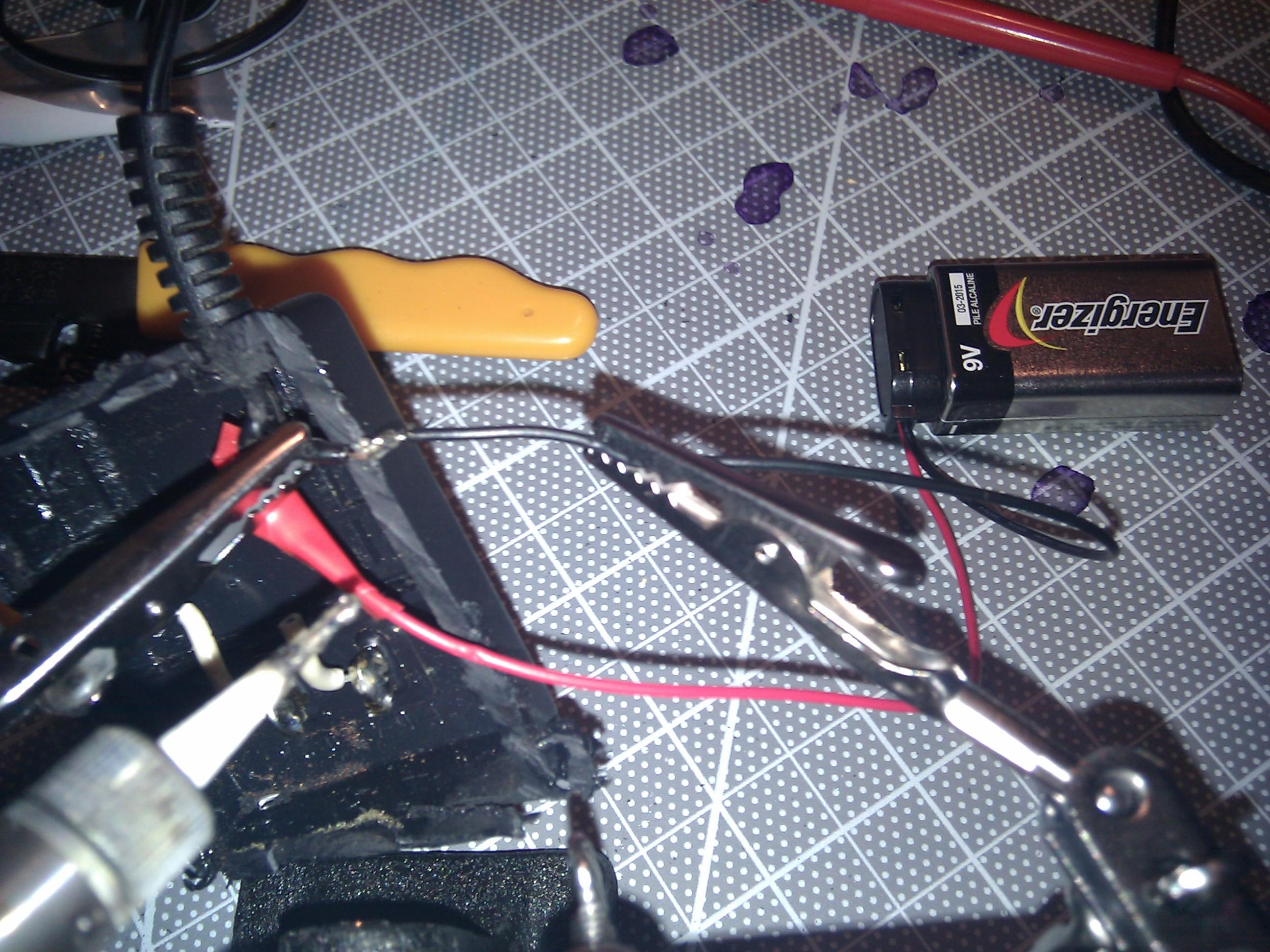 Picture of Create the Sensor Probe