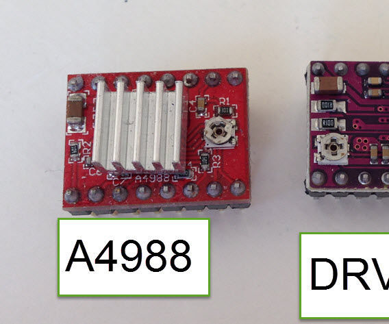 Installing and Configuring DRV8825 Stepper Drivers: 3 Steps
