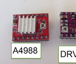 Installing and Configuring DRV8825 Stepper Drivers