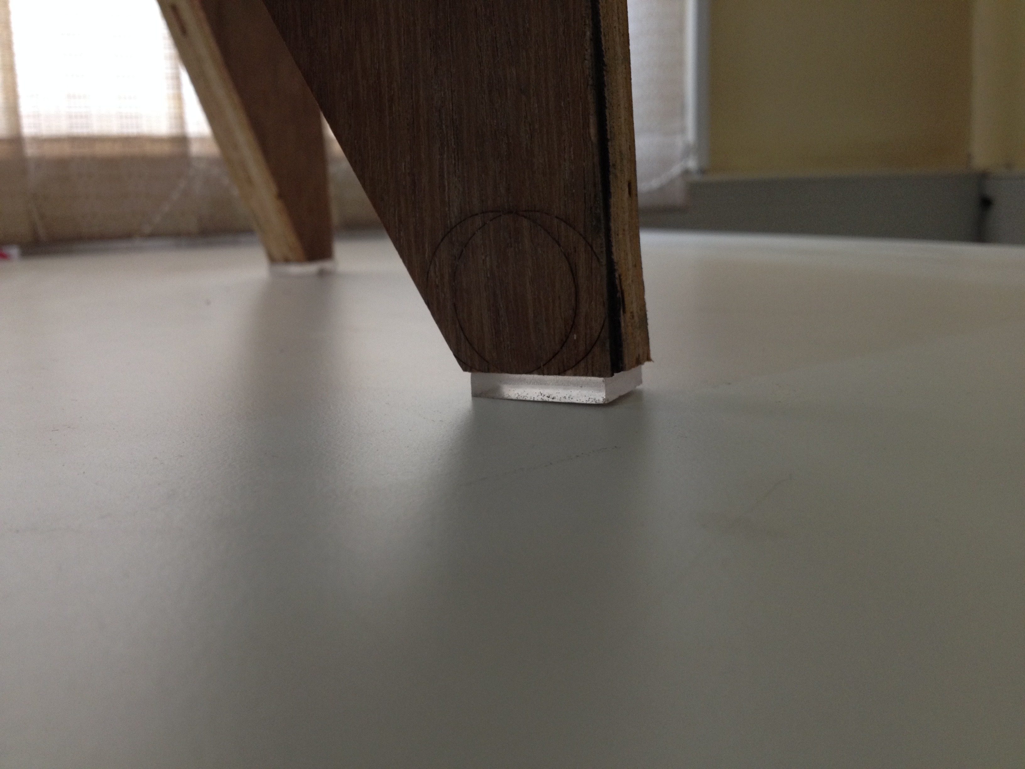 Picture of Paint Legs and the Top