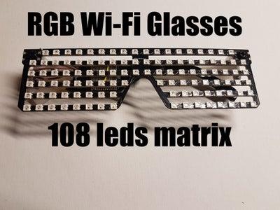PCB RGB Glasses!