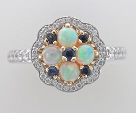 New life for a vintage Opal ring
