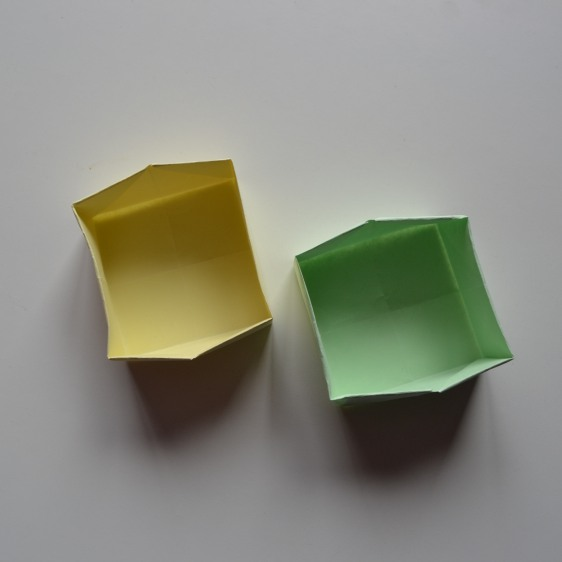 Picture of If You Make 2 Boxes You Can Unite Them.