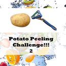 Potato Peeling Challenge Part 2
