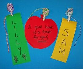 Paper Crafts: Bookmark Crafts