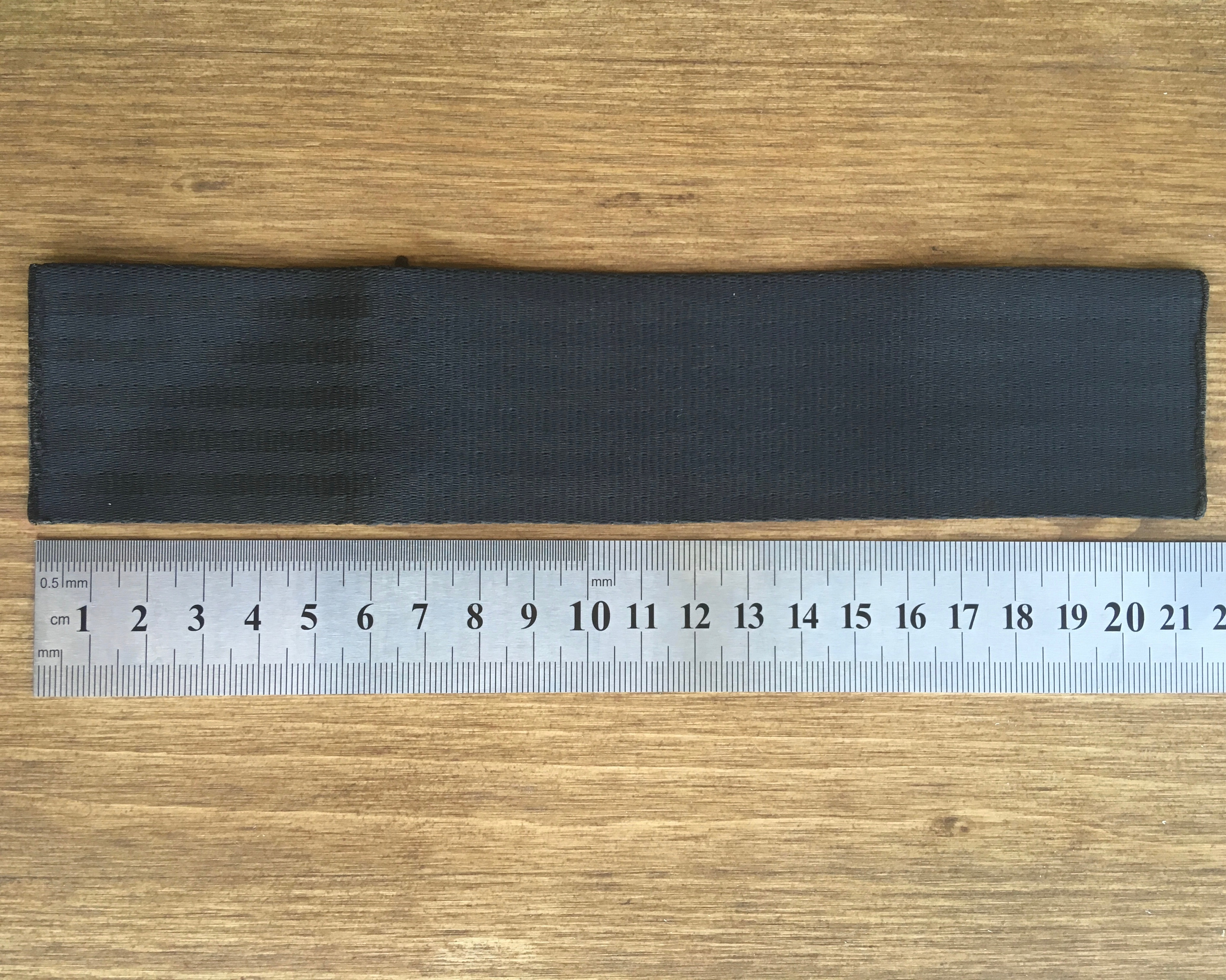 Picture of Cut the Seatbelt Webbing