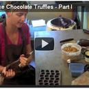 How To Make Chocolate Truffles:  Part I