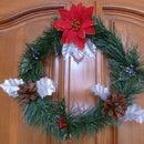 Christmas Wreath for a $