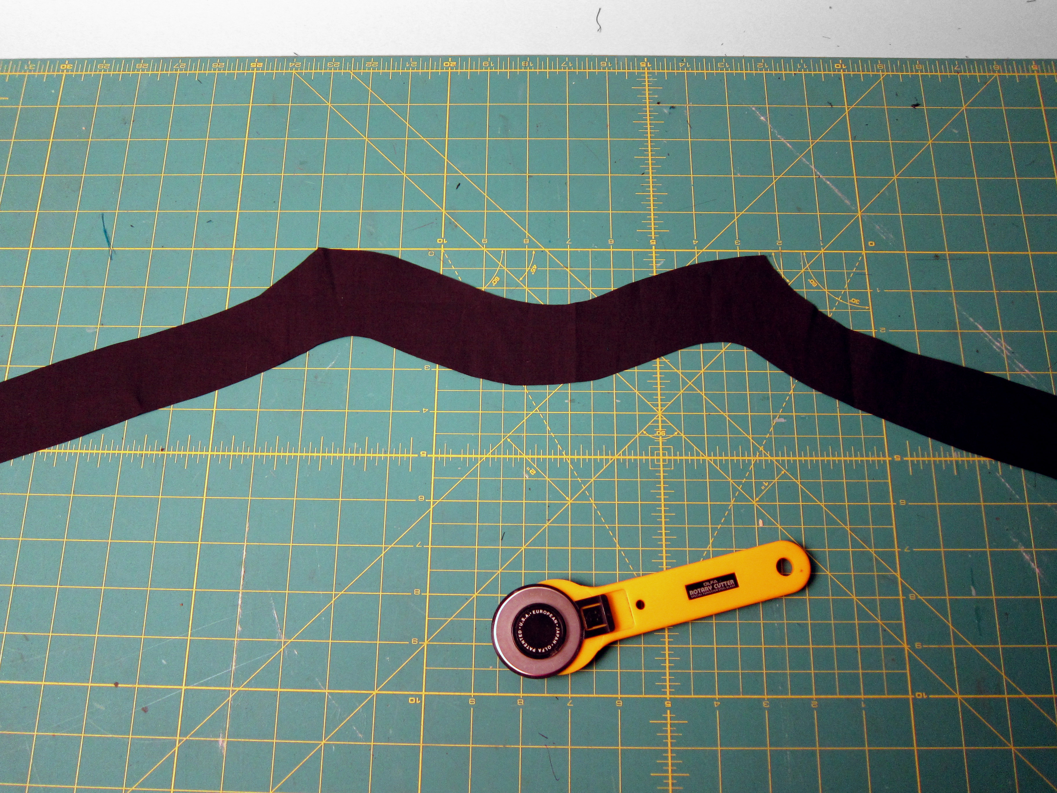 Picture of Cut Facing or Binding Fabric