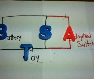 Switch Adapted Toys- Basics