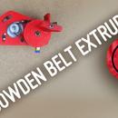 Bowden Belt Extruder
