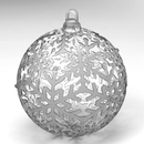 Winter Snowflakes: Holiday Ornament