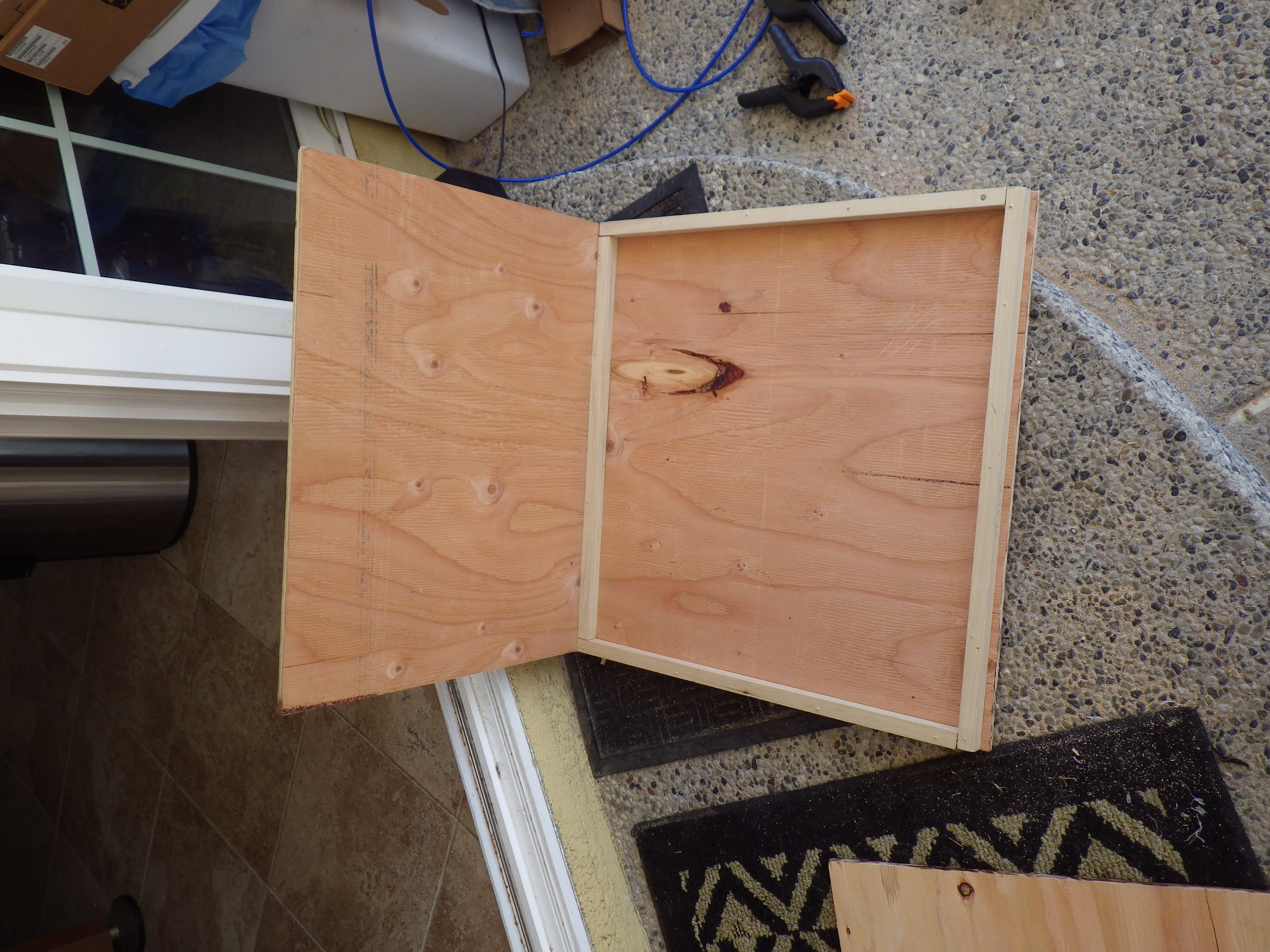 Picture of Adding the Back Panel