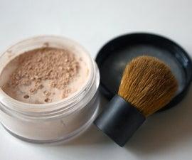 DIY Mineral Makeup