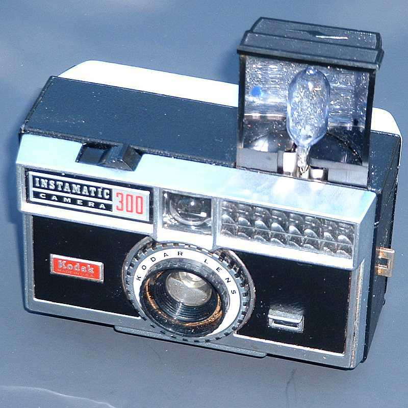 Picture of Kodak Instamatic 300