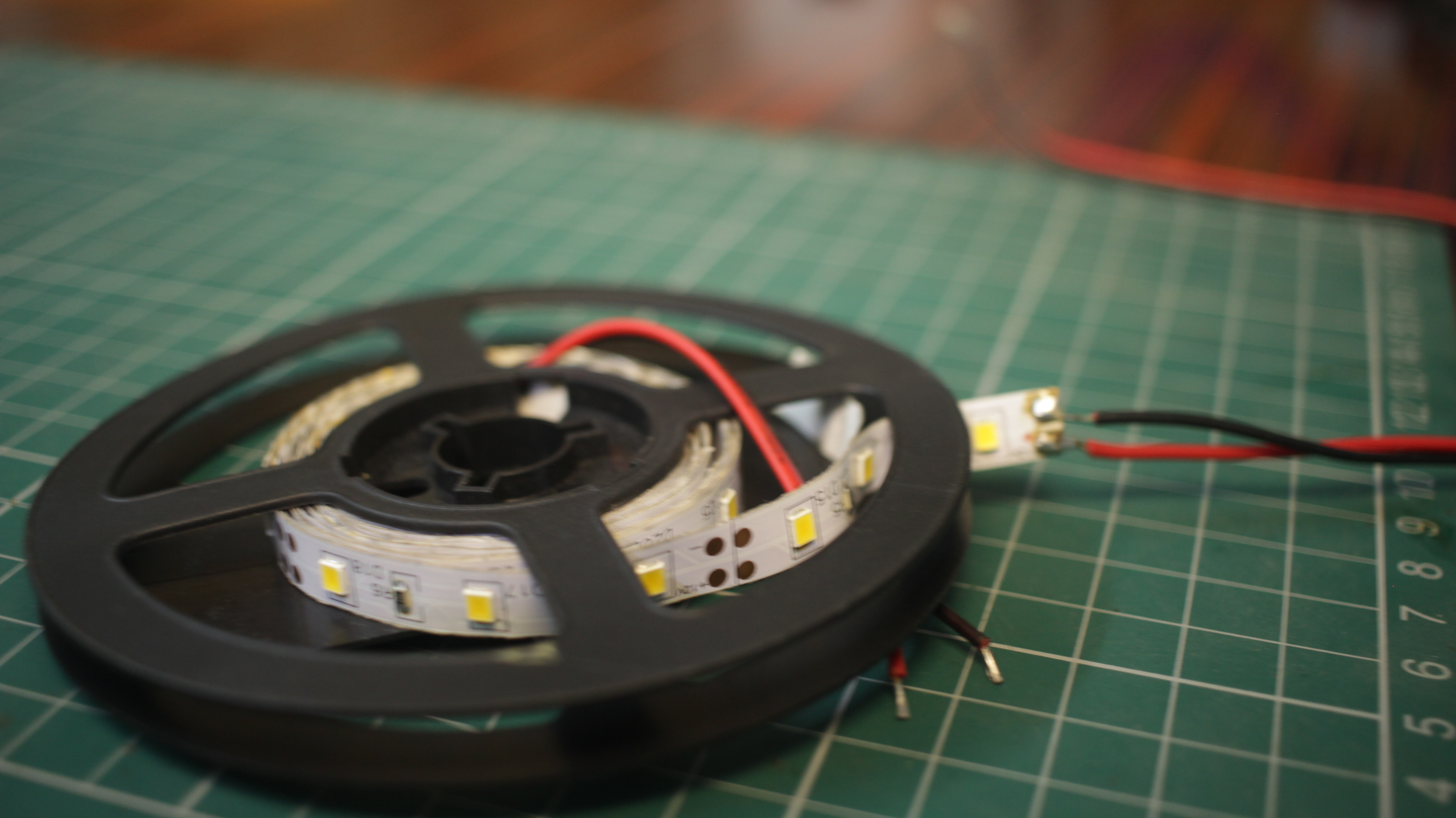 Picture of Mounting the LED