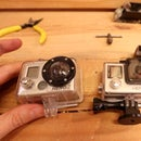 Fixing a Gopro housing
