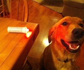 airborne led flashlight