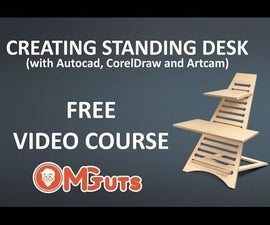 How to create standing desk for yourself