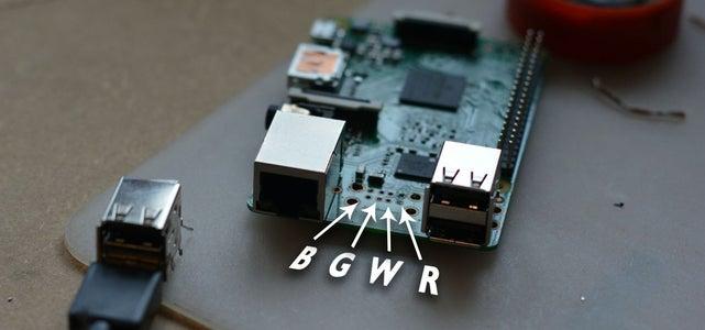 Modding Raspberry Pi