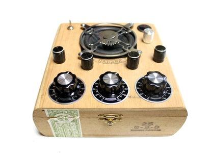 Cigar Box Synth