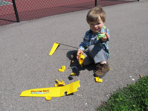 Picture of Turn an RC Plane Into an RC Boat